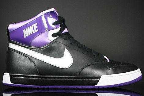 Nike WMNS Air Royalty Hi Black Silver Lilac