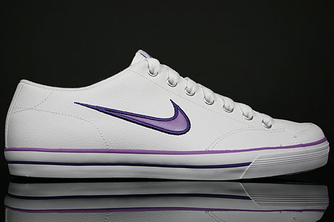 Nike WMNS Capri SI White Violet Pop Club Purple