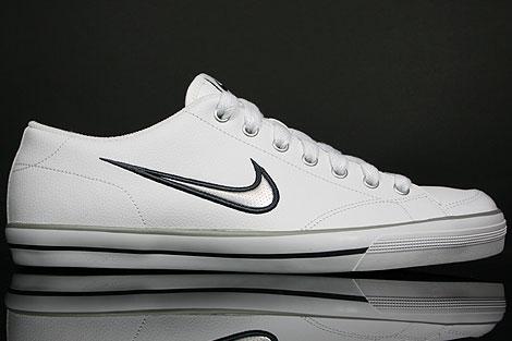 Nike WMNS Capri White Metallic Silver Obsidian