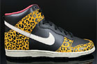 Nike WMNS Dunk Hi Skinny Black Sandtrap Gold Sunburst