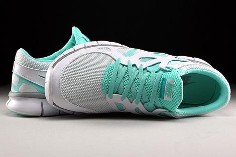 Nike WMNS Free Run 2 EXT Weiss Grau Mint Oberschuh