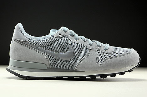 Nike WMNS Internationalist Stealth Dark Grey Summit White