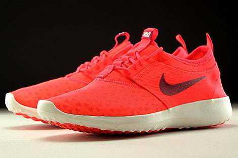 Nike Juvenate Bright Crimson Noble Red Sail Sidedetails