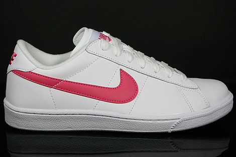 Nike WMNS Tennis Classic White Light Rose Profile