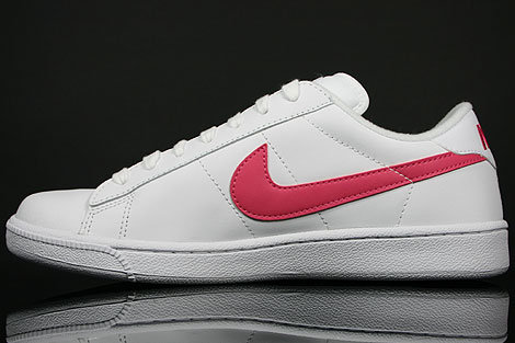 Nike WMNS Tennis Classic White Light Rose Back view