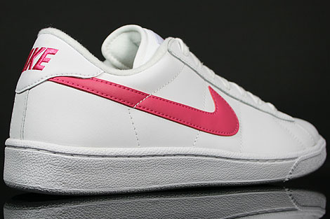 Nike WMNS Tennis Classic White Light Rose Over view
