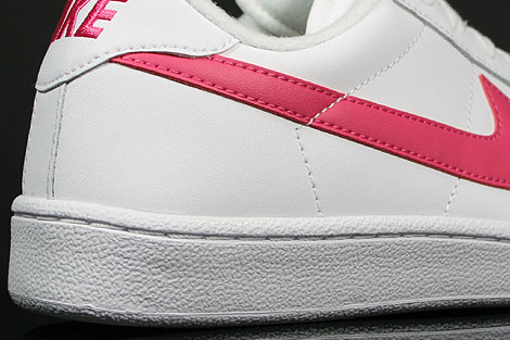 Nike WMNS Tennis Classic Weiss Rose Laufsohle