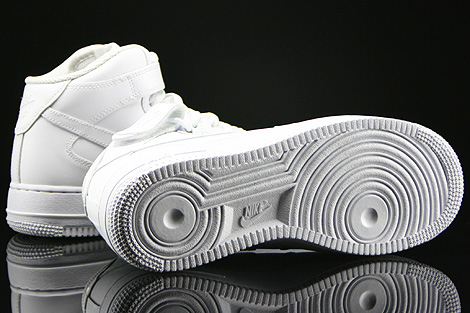 Nike WMNS Air Force 1 Mid White Outsole