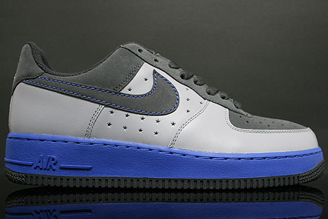 Nike Air Force 1 Low Anthracite Royal