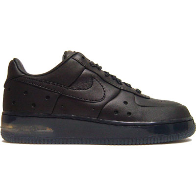 Nike Air Force 1 Low Supreme Max Barkley Black