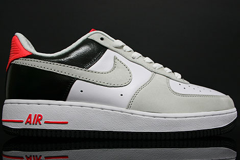 Nike Air Force 1 Low Supreme Infrared