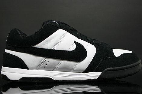 Nike Air Mogan White Black
