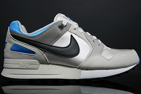 Nike Air Pegasus 89 Grey Black Vivid Blue Taupe