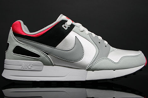 Nike Air Pegasus 89 Swan Grey Coral Black