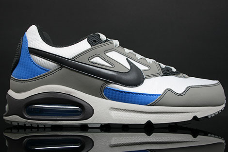 Nike Air Max Skyline EU Black White Dark Grey Blue 343902