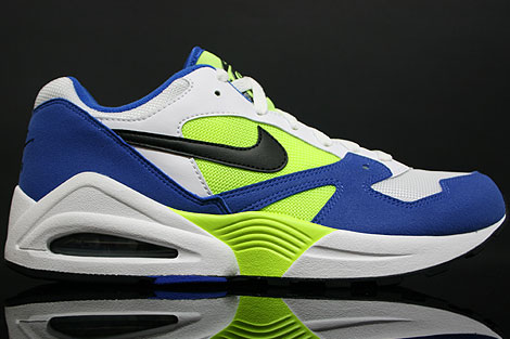 Nike Air Tailwind 92 Royal Black Volt White