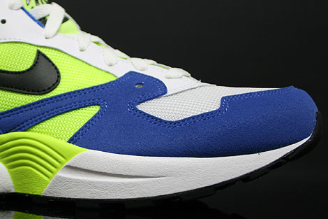 Nike Air Tailwind 92 Royal Black Volt White Sidedetails