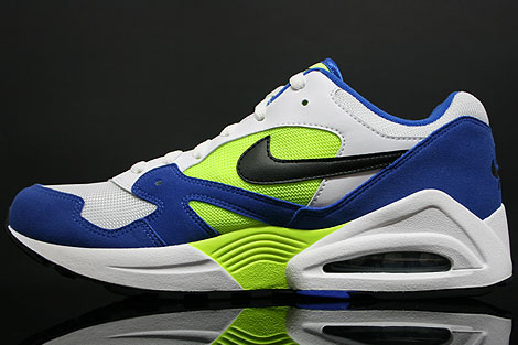 Nike Air Tailwind 92 Royal Black Volt White Inside