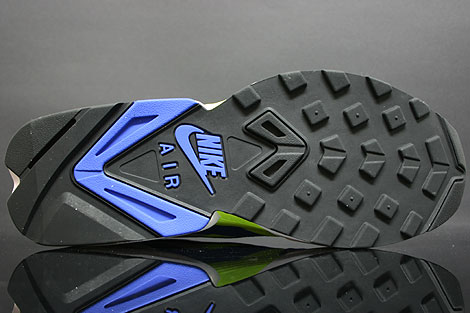 Nike Air Tailwind 92 Royal Black Volt White Outsole