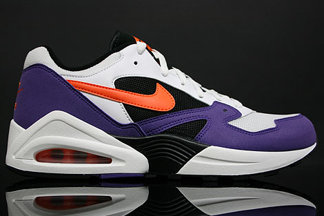 Nike Air Tailwind 92 White Orange Purple