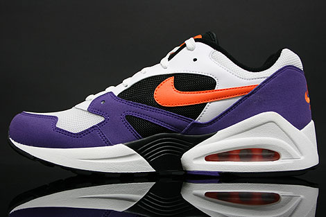 Nike Air Tailwind 92 White Orange Purple Inside
