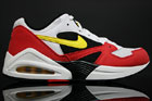Nike Air Tailwind 92 Weiss Gelb Rot