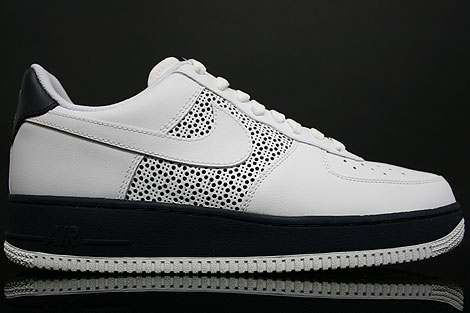 Nike Air Force 1 Low White Obsidian