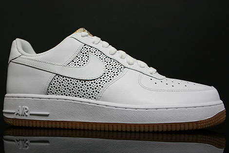 Nike Air Force 1 Low White Gum Profile