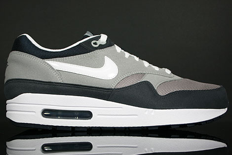 Nike Air Max 1 Grey White Obsidian