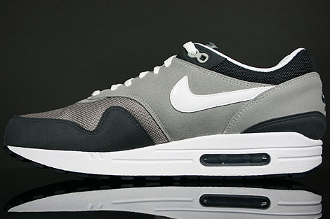 Nike Air Max 1 Grey White Obsidian Inside