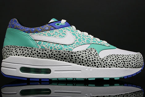 Nike Air Max 1 Premium SP Weiss Blau Mint