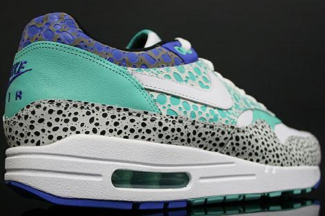 Nike Air Max 1 Premium SP Weiss Blau Mint Innenseite