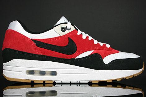 Nike Air Max Schwarz Rot Weiß