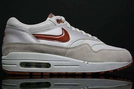 Nike Air Max 1 Premium SP White Bronze