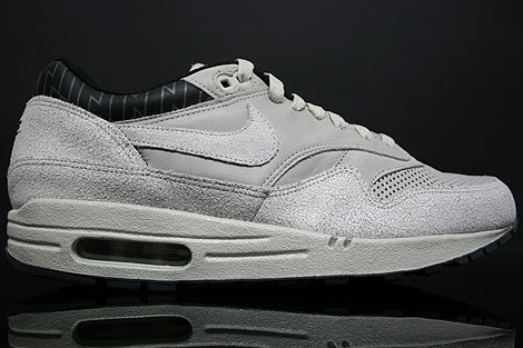 Nike Air Max 1 Premium SP Light Bone Black