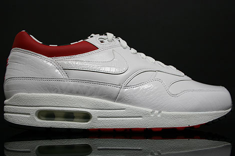 Nike Air Max 1 Premium SP White Red