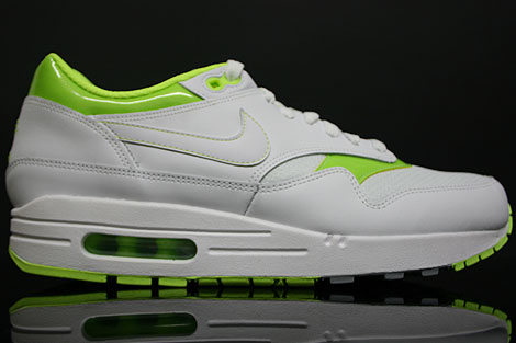 Nike Air Max 1 ND White Volt Metallic Silver