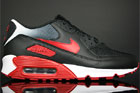 Nike Air Max 90 Schwarz Rot Weiss
