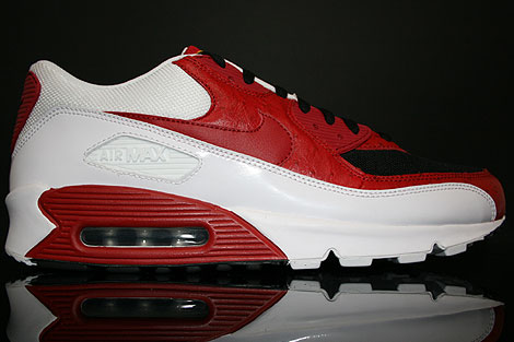 Nike Air Max 90 Black Red White