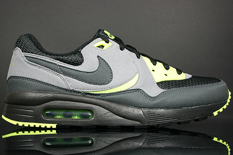 Nike Air Max Light Black Anthracite Volt Grey