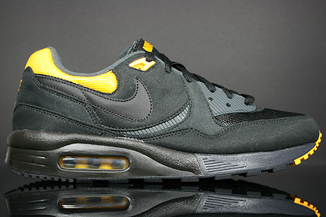 Nike Air Max Light Black Metallic Gold
