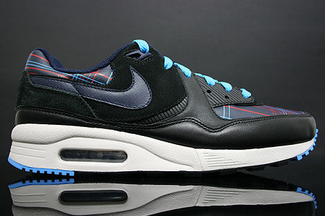 Nike Air Max Light Premium Black Obsidian Blue