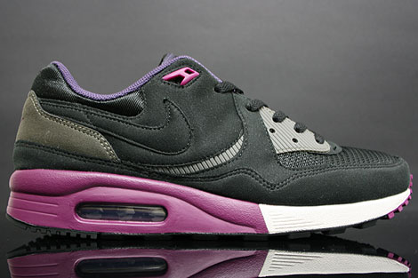 Nike Air Max Light Black Mulberry Abyss