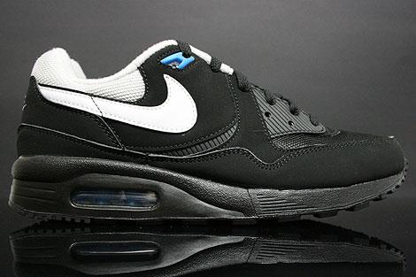 Nike Air Max Light Black White Grey Blue
