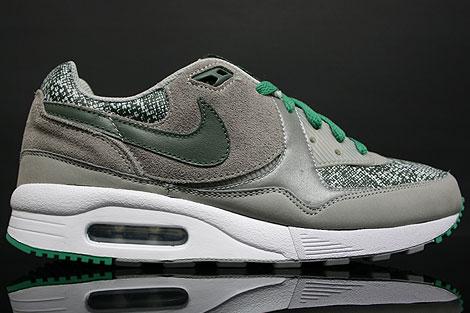 official photos bd7b9 32646 Nike Air Max Light Premium Silver Green