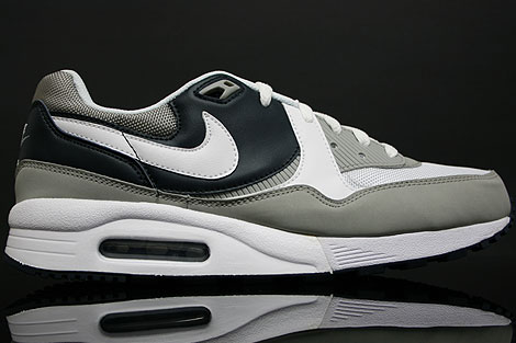 Nike Air Max Light White Grey Obsidian