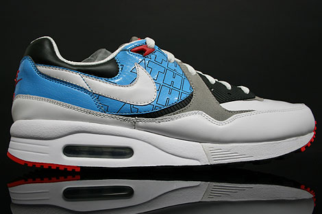 Nike Air Max Light Premium White Vivid Blue