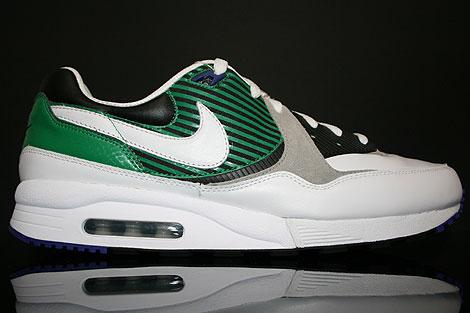Nike Air Max Light Premium White Lucky Green