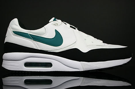 Nike Air Max Light White Fresh Water Black
