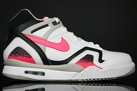 Nike Air Tech Challenge 2 White Hot Lava Black Granite